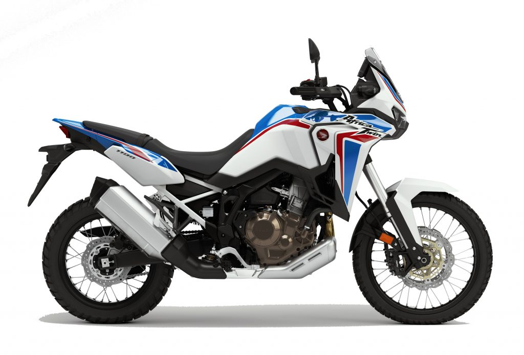 AFRICA TWIN ADVENTURE SPORTS DCT 2021