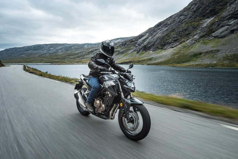Honda CB500F – smidig och kul!